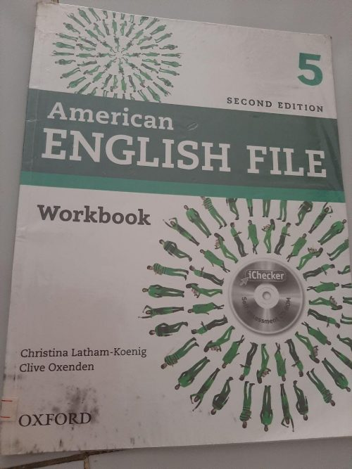 english file-workbook5